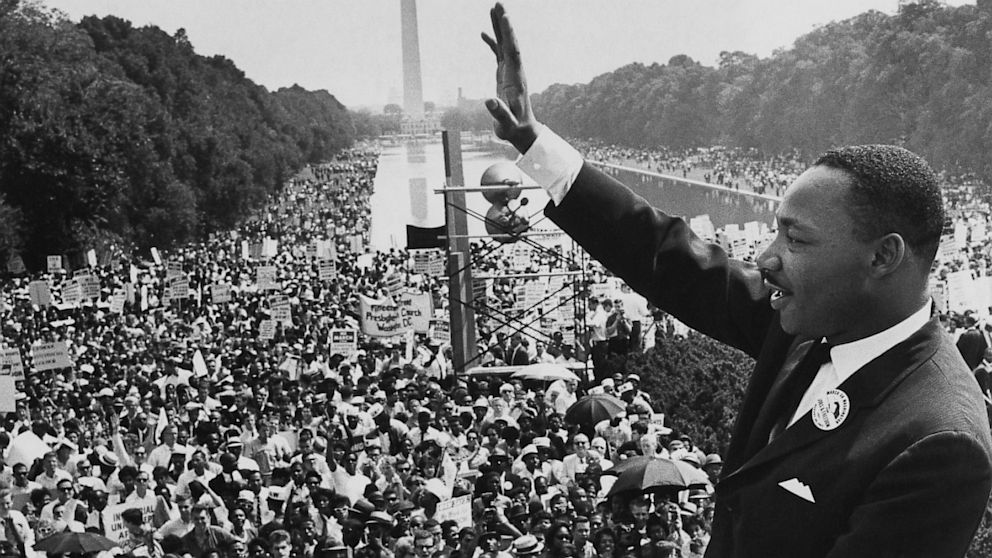 an analysis of the life and achievements of martin luther king jr a civil rights activist The civil rights movement: dr martin luther king jr and malcolm x by tim bailey unit overview this unit is part of the gilder lehrman institute's teaching.